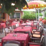 Restaurant mit Sonnenterrasse - Dorf Tirol